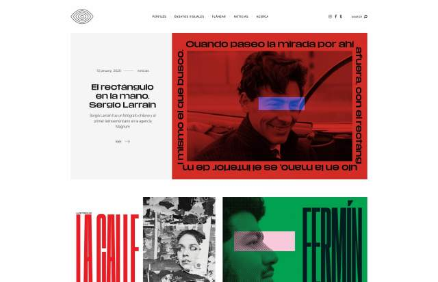 Screenshot of the homepage of the minimal website Streetsmx, published on The Gallery on the 2020-01-21 and tagged with the tags blog, music, center aligned, light
